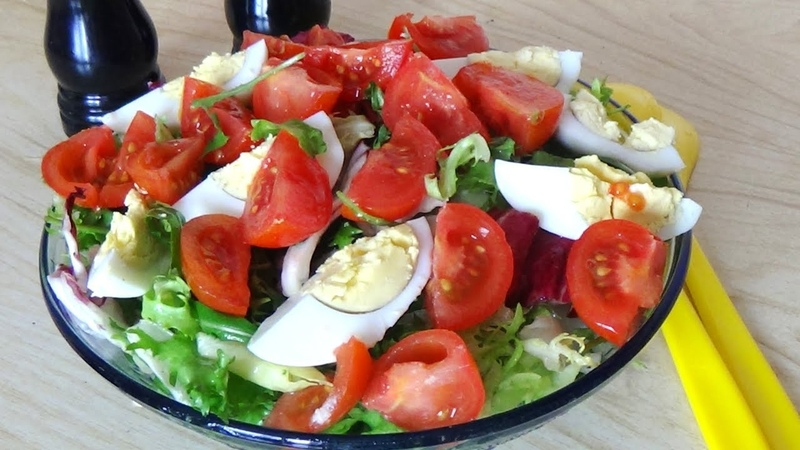 Салат весняний вітамінний | Салатна суміш