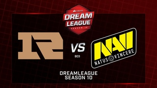 Royal Never Give Up vsNa'Vi, DreamLeague Minor, bo3, game 2 [Adekvat & Lex]