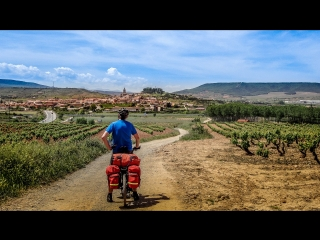 Путь сантьяго_cycling the camino de santiago