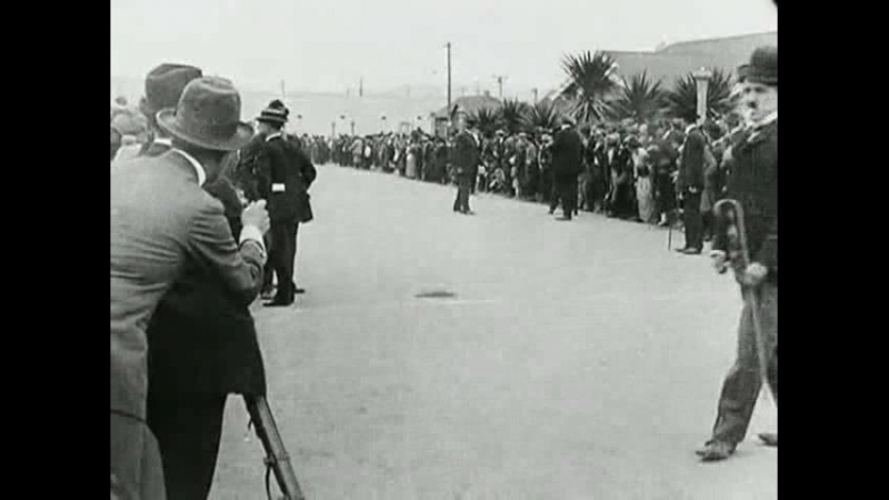 Детские Автогонки В Венисе (Kid Auto Races at Venice) 2 Серия 1914 г.
