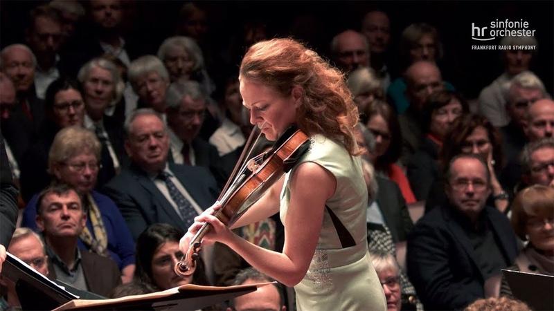 Schubert Rondo A-Dur für Violine und Orchester ∙ Carolin Widmann ∙ Andrés Orozco-Estrada