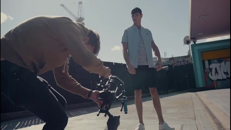 LYLE SCOTT X JD SPORTS X BNGD SS18 BEHIND THE SCENES