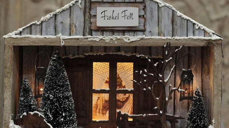 DIY LaBlanche Ein Hauch Weihnachten