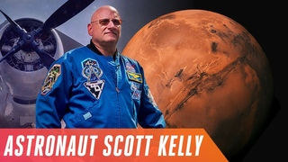 Astronaut Scott Kelly on the psychological challenges of going to Mars