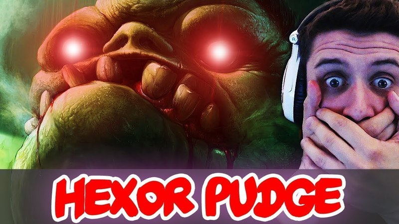HexOr Pudge Ultimate Gameplay Compilation Dota 2 EPIC Plays EPIC Hooks
