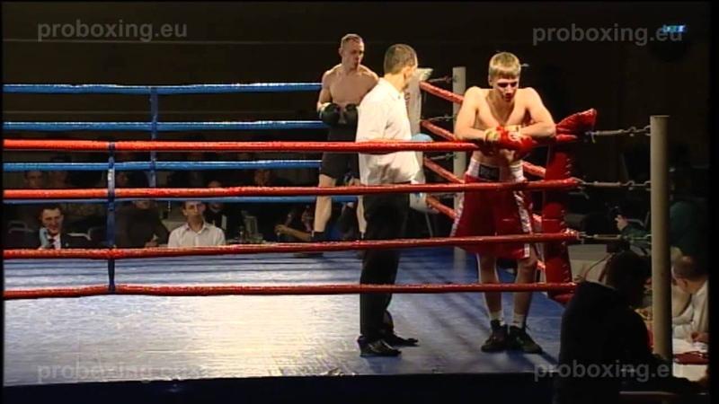 Eduards Gerasimovs (LAT) -72,8 kg. VS Deniss Možeiko (LAT) -71,0 kg. Magadan Fights 27.01.2014