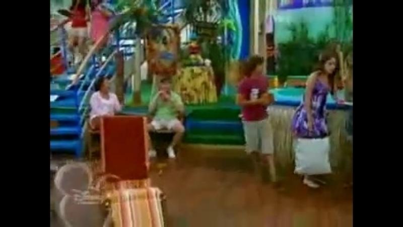 Все Тип Топ или жизнь Зака и Коди All tiptop or Life of Zack and Cody Люкс жизнь на палубе