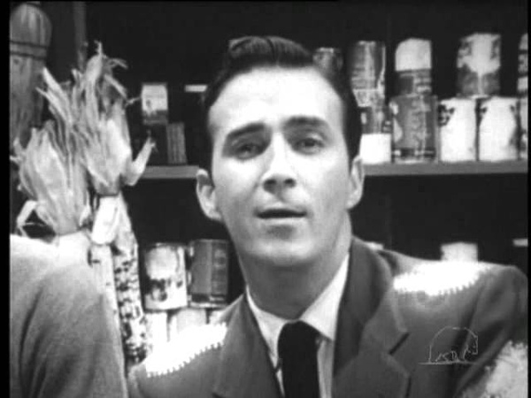 Faron Young the Jordanaires The Shrine of St Cecilia