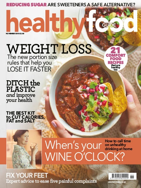 Healthy Food Guide UK 2018 11