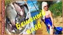 Бешеный клёв Адреналин зашкаливает Семейная рыбалка с ночёвкой
