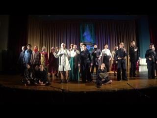 """""""Норд-Ост"""" в Москве, Театр мюзикла """"Трувер""""."""