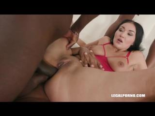 Vanessa Vaughn [ПОРНО, new Porn, HD 1080, DAP, Anal, Gape, A2M, Gangbang, Interracial]