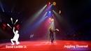 David Larible Jr. - Juggling Act in Circus Knie 2016