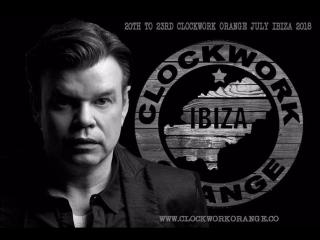 Paul Oakenfold - Clockwork Orange