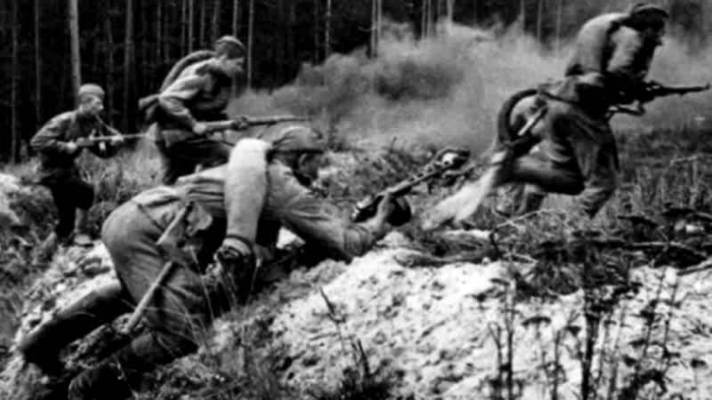 ♐Штрафбат вермахта Кровавый путь дивизии Дирлевангер ♐
