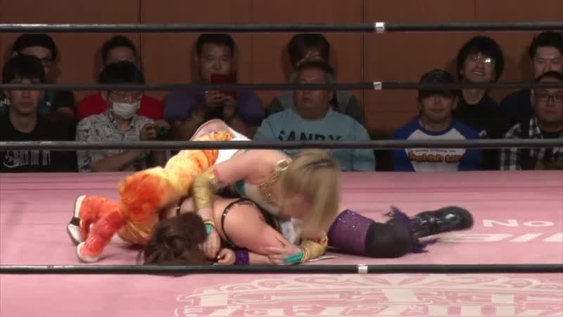 Yuka Sakazaki vs Yuna Manase