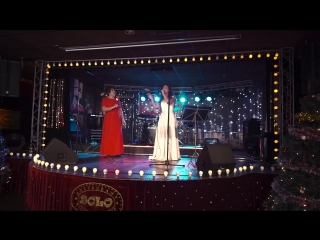 Лилия Биктимирова и Гульназ Асаева -Болан баласы (кавер исп. Гузалия и Светлана Гафиятуллины)