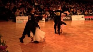 Dragos Cimbir - Beatricia Rotaru MDA, Viennese Waltz   WDSF Open Youth Standard