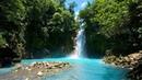 Картинка природа Водопад красиво камни Obraz przyroda wodospad piękne kamienie JPEG