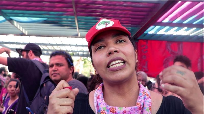 É pela vida das mulheres! | Ato EleNão em São Paulo, 29/09.