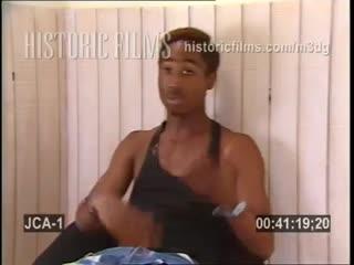 Tupac shakur 1988 high school interview