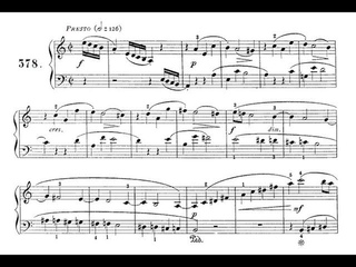 Domenico Scarlatti. Sonata in A Minor. Presto. К.3. / L. 378 (Scott Ross)