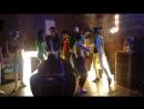 Backstage со сьемок рекламного видео ролика игровой консоли Piga/2