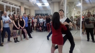 Jack&Jill Intermediate,  Михаил Понькин и Гульнара Юдинцева, Spring Zouk Fest 2019,