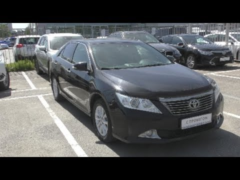 Автоподбор б у Toyota Camry 50 за 800тр
