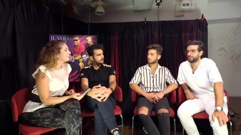 Il Voló intervista for CiberCuba Noticias 23/07/18
