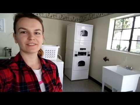 Стирка по американски В каких квартирах не стоит жить Сан Диего Калифорния США