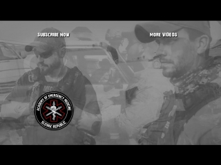 Pneumothorax needle insertion _ war in iraq, mosul offensive (graphic content)