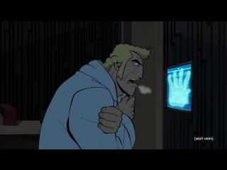 The venture bros. season 7 episode 1(the venture bros & the curse of the haunted problem)