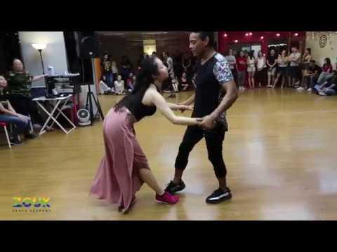 China Soulzouk ZoukRUSH Oct 2018 Zouk Dance Academy Zouk Improvisation