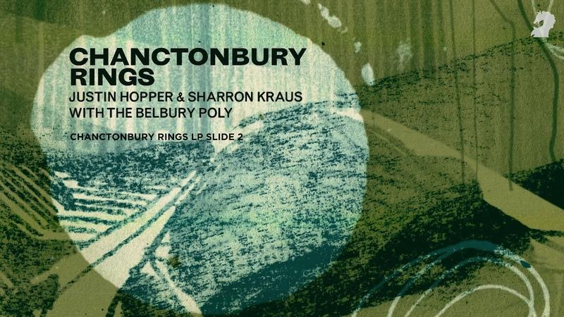 JUSTIN HOPPER SHARRON KRAUS Chanctonbury Rings LP Slide 2 from the album Chanctonbury Rings