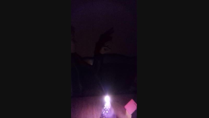 Encender la vela