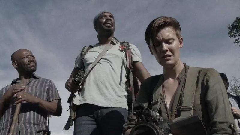 Бойтесь Ходячих мертвецов: 5 сезон 15 серия - Английское промо