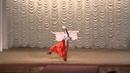 Соло народный танец Белый лебедь