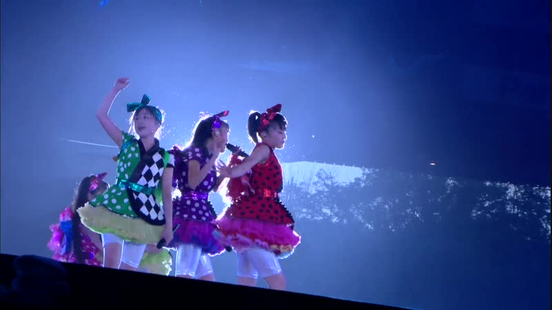 Momoiro Clover Z Kimi to Sekai SUMMER DIVE 2012 Seibu Dome