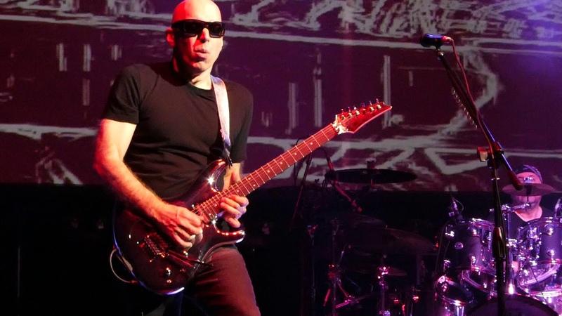 Joe Satriani - Summer Song - G3 2018