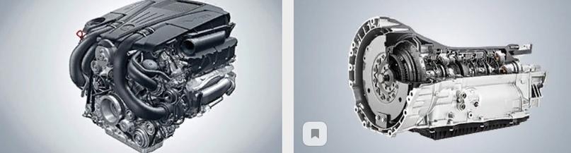 Bmw x5 контрактные двигателя