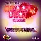 Обложка Heart Beat Riddim - House A Stars