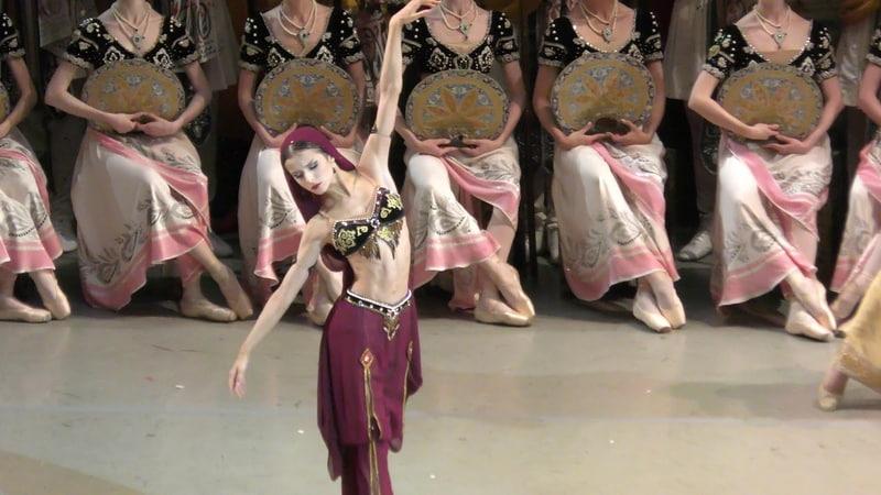 13 07 19 Maria Khoreva monologue and death of Nikia debut