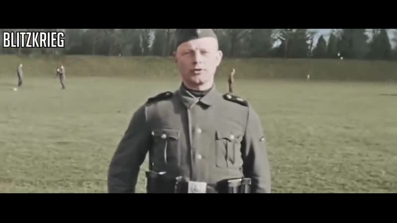 Waffen SS Training HD Colour