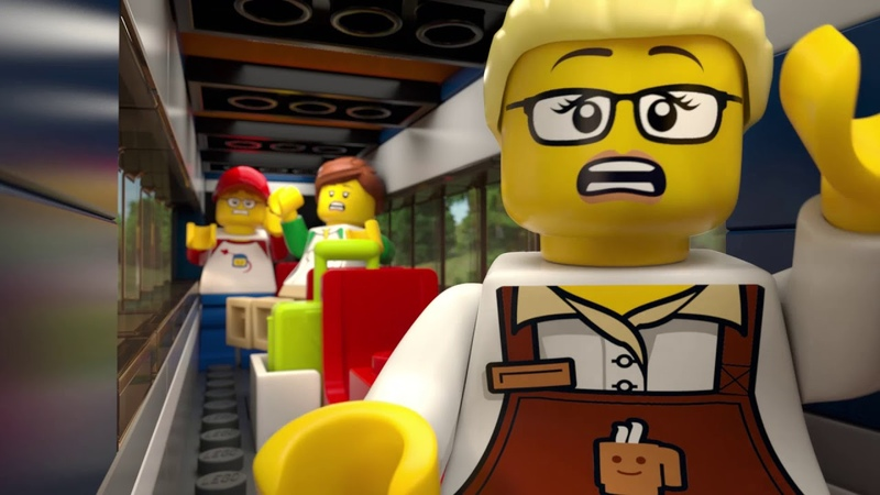 LEGO City Passenger Train set 60197 Product Video
