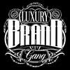 Luxury Brand Gang