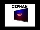 Реклама Ciphan X 7998 TECNOLOGIES Pad CXT Pad