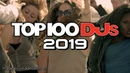 DJ MAG TOP 100 DJs of 2019