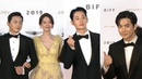 191003 YoonA 윤아 Jo Jung Suk 조정석 Jung Hae In 정해인 EXO Suho 수호 2019 BIFF Cuts