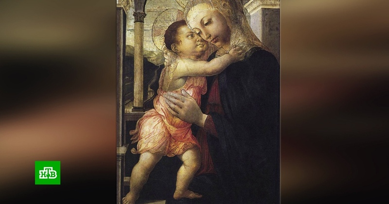 В Приморье привезут шедевр Боттичелли «Мадонна делла Лоджиа»